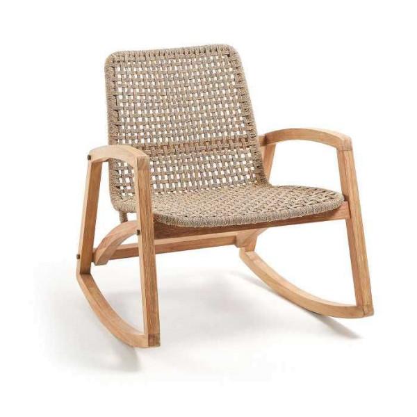 Kave Home Thana schommelstoel