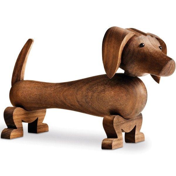 Kay Bojesen Dog woondecoratie