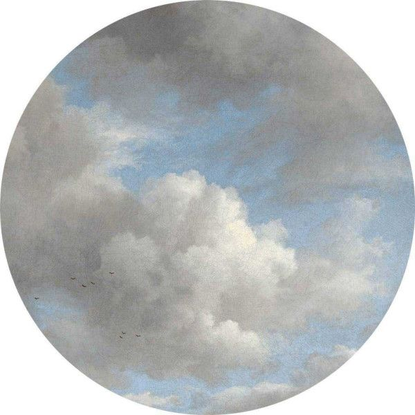 KEK Amsterdam Golden Age Clouds behangcirkel