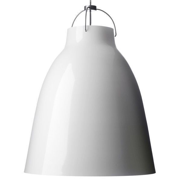 Lightyears Caravaggio White P4 hanglamp