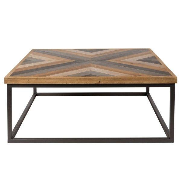 Livingstone Design Fortrose salontafel 81x81