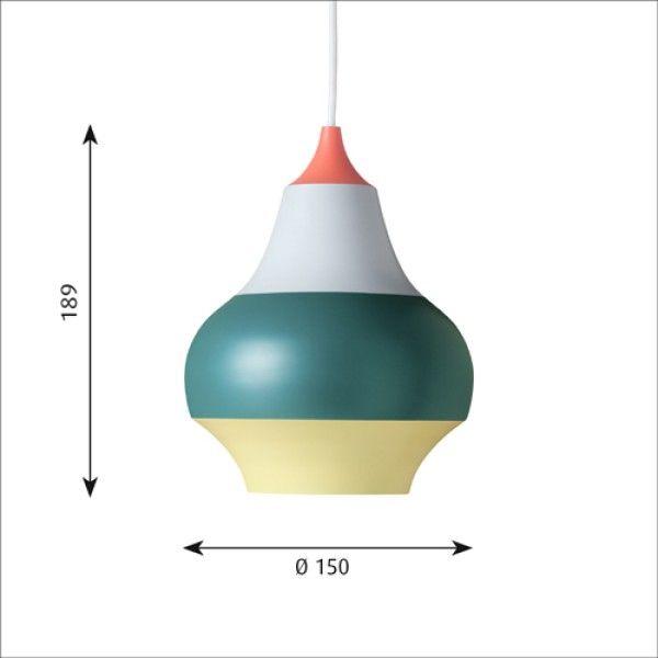 Louis Poulsen Cirque hanglamp 15