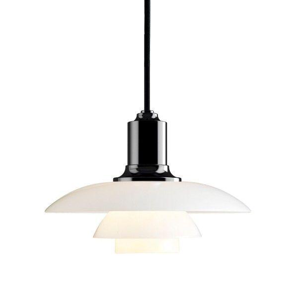 Louis Poulsen PH 3,5-3 hanglamp glas