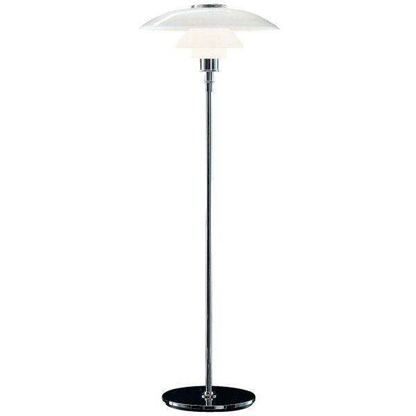 Louis Poulsen PH 4,5-3,5 vloerlamp glas