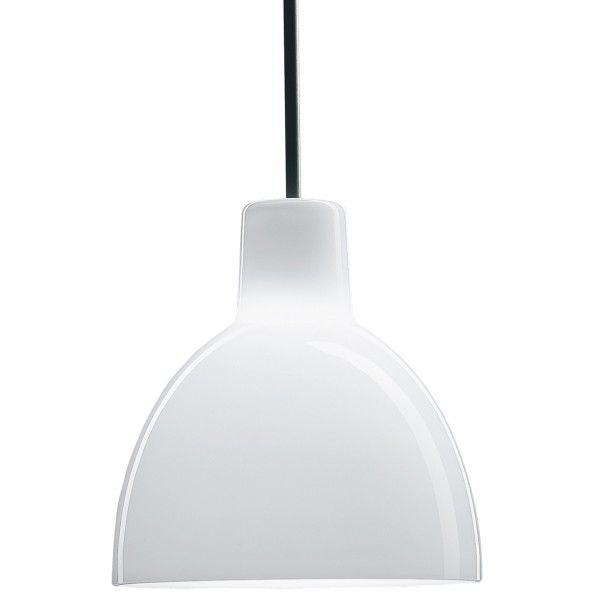 Louis Poulsen Toldbod 220 hanglamp glas