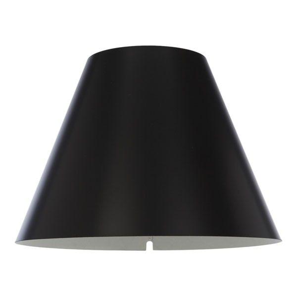 Luceplan Costanza lampenkap zwart