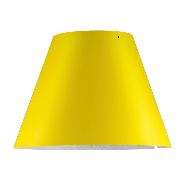 Luceplan Costanzina Radieuse lampenkap smart yellow