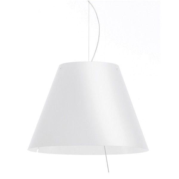 Luceplan Grande Costanza hanglamp met dimmer