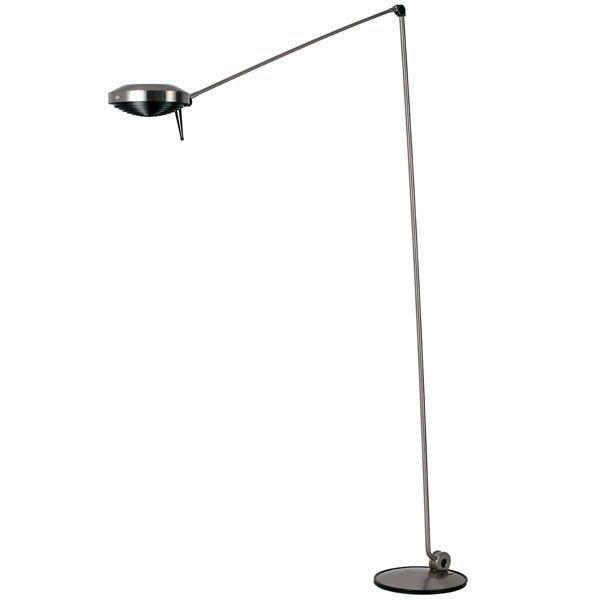 Lumina Elle 2 vloerlamp halo met dimmer