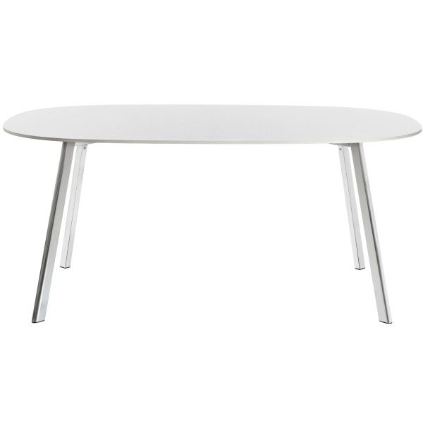 Magis Déjà-vu Table tafel wit rechthoek small 160x98