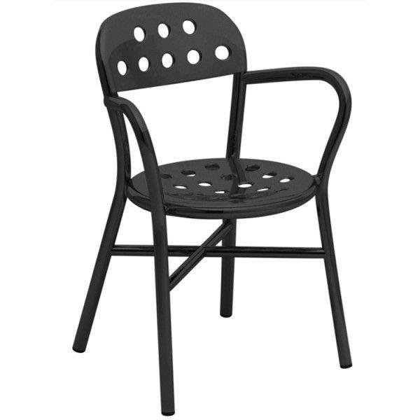 Magis Pipe Chair stoel met armleuningen