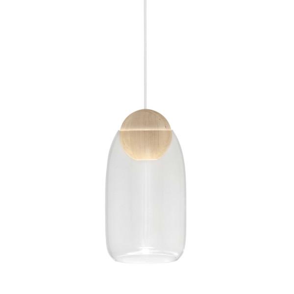 Mater Design Liuku hanglamp ball linden incl shade
