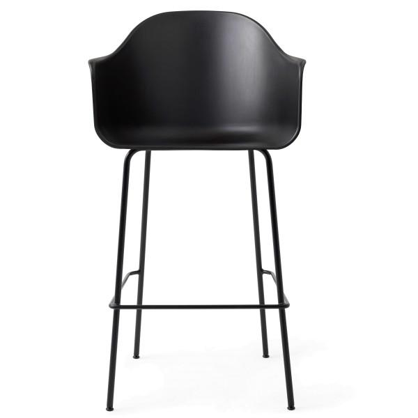 Menu Harbour Bar Chair barkruk met stalen onderstel