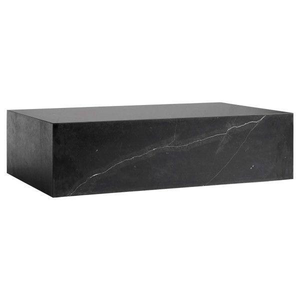 Menu Plinth Low salontafel 60x100