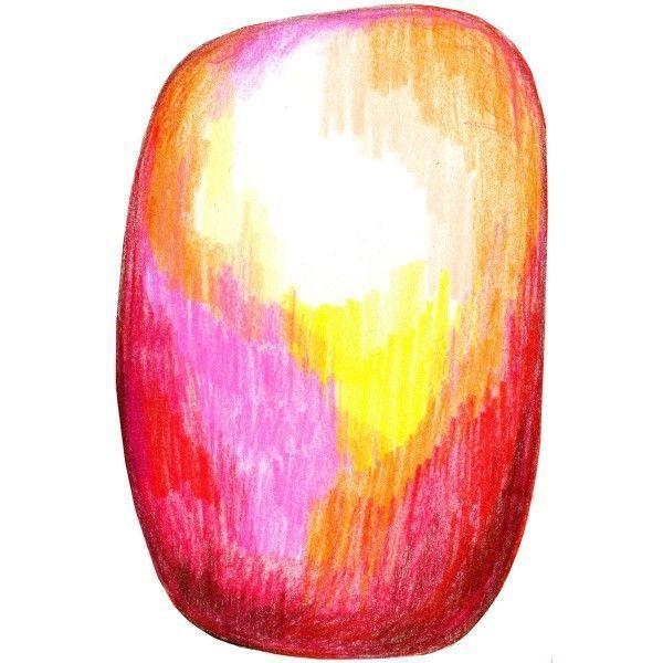 Moooi Carpets Scribble Red Yellow vloerkleed 200x300