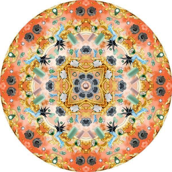 Moooi Carpets Utopian Fairy Tales Joy vloerkleed 350