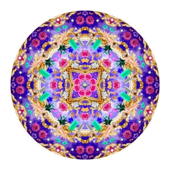 Moooi Carpets Utopian Fairy Tales Power vloerkleed 250