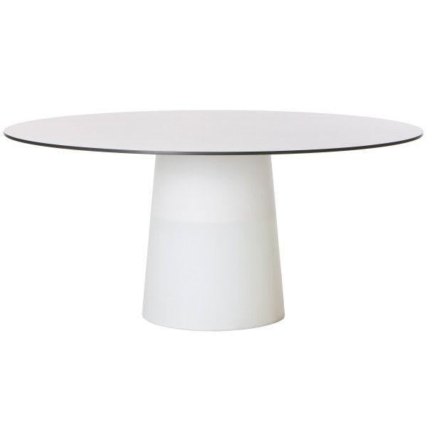Moooi Container tafel 140 wit