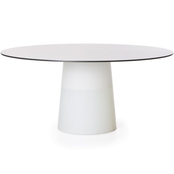 Moooi Container tafel rond wit 120