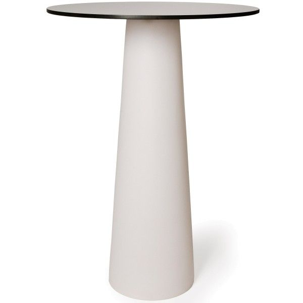 Moooi Container tafel rond wit 90