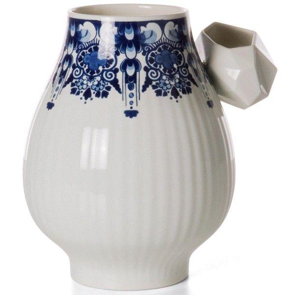 Moooi Delft blue NO. 8 vaas