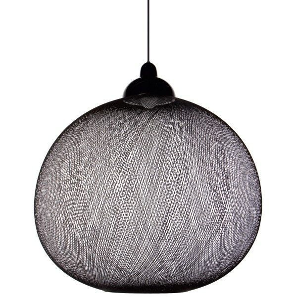 Moooi Tweedekansje - Non Random hanglamp large zwart