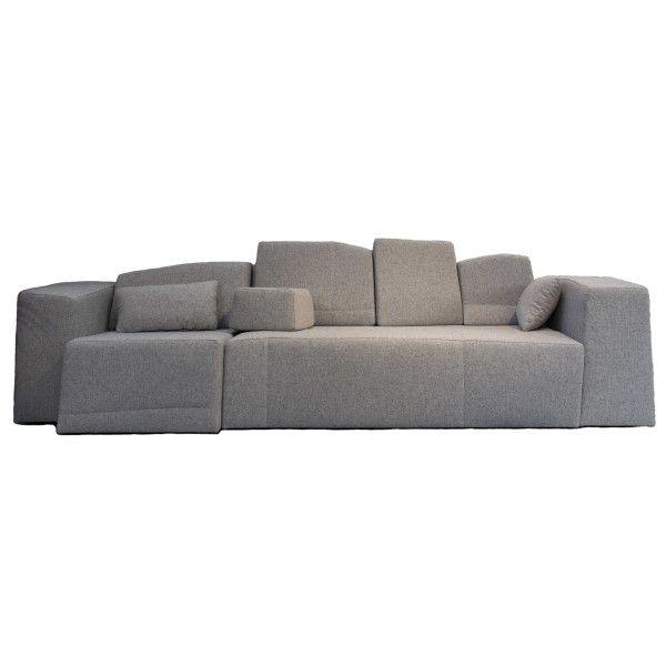 Moooi Something Like This Sofa tripple bank