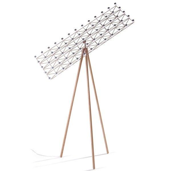 Moooi Space-Frame vloerlamp LED