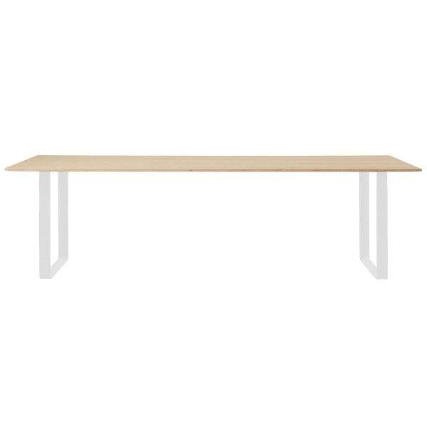 Muuto 70/70 Oak tafel 255x108