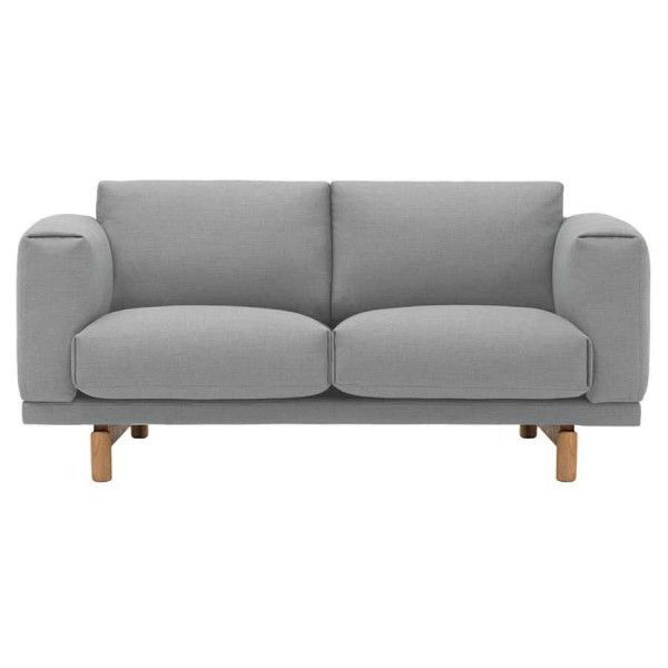 Muuto Rest Studio bank tweezitter