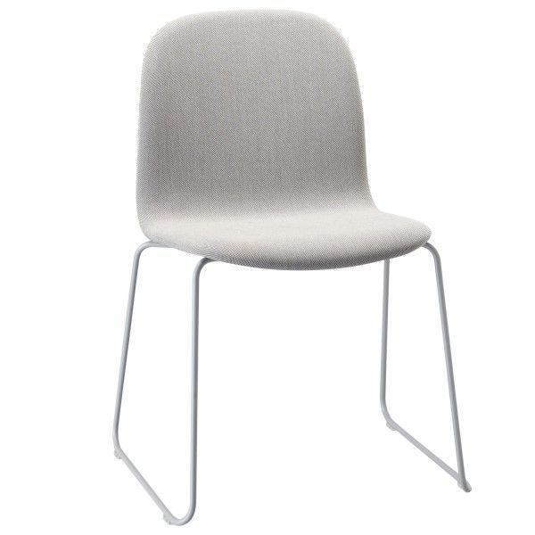 Muuto Visu Sled gestoffeerde stoel