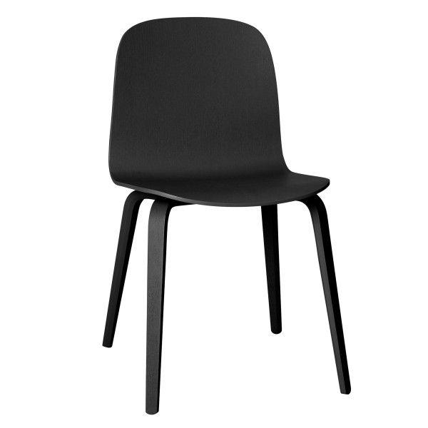 Muuto Visu Wood stoel