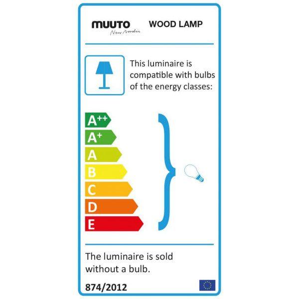 Muuto Wood tafellamp