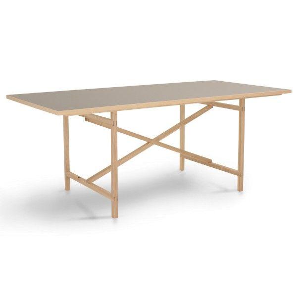 Nils Holger Moormann Egon tafel 220x90