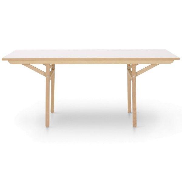 Nils Holger Moormann Klopstock tafel 190x90