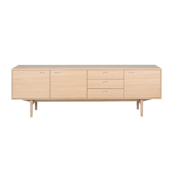 PBJ Designhouse Oculus Sideboard dressoir 3 Light Oak