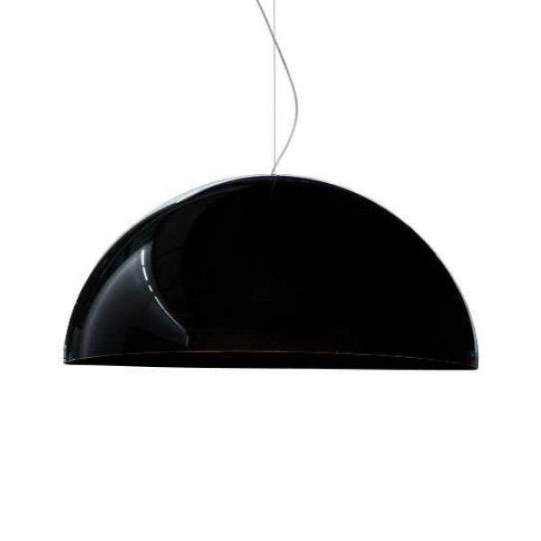 Oluce Sonora 38 hanglamp zwart