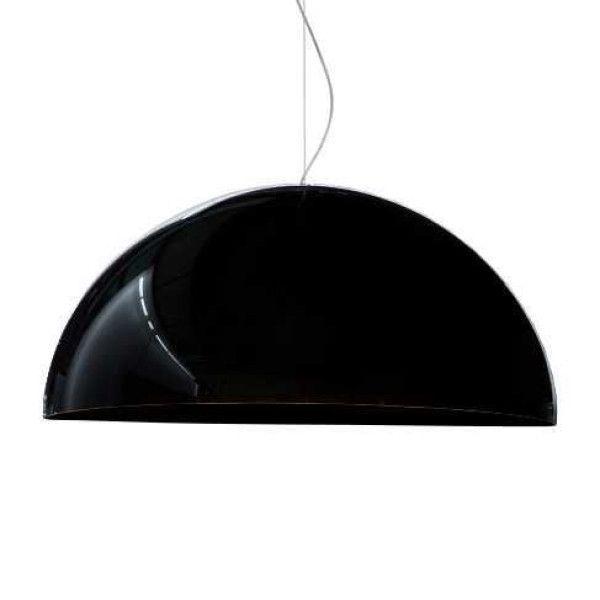 Oluce Sonora 50 hanglamp zwart