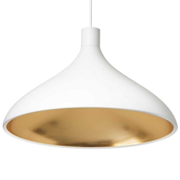 Pablo Swell Single Wide hanglamp LED