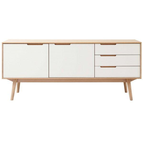 Wood and Vision Curve Sideboard dressoir large 2-3