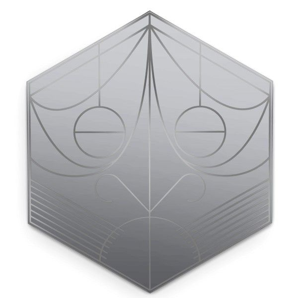 Petite Friture Mask Hexagon spiegel