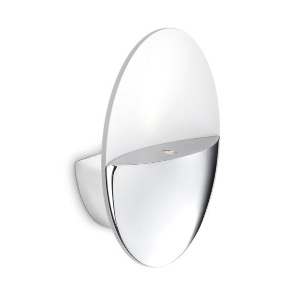 Philips wandlamp Ledino LED chrome