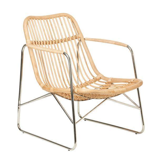 Pols Potten Floris fauteuil