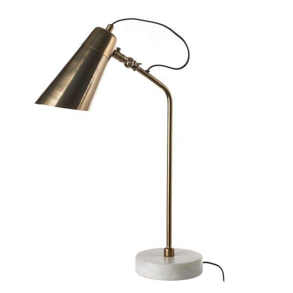 Pols Potten Marble Disk tafellamp