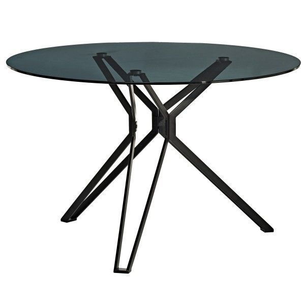 Pols Potten Round Glass tafel