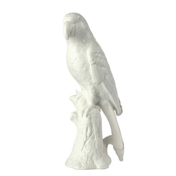 Pols Potten Statue Parrot woondecoratie