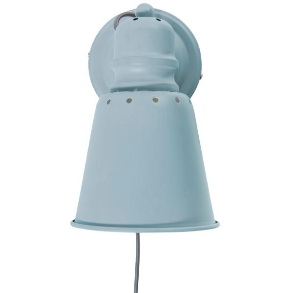Sebra Metaal wandlamp
