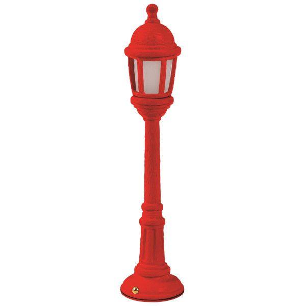 Seletti Street Lamp tafellamp LED oplaadbaar