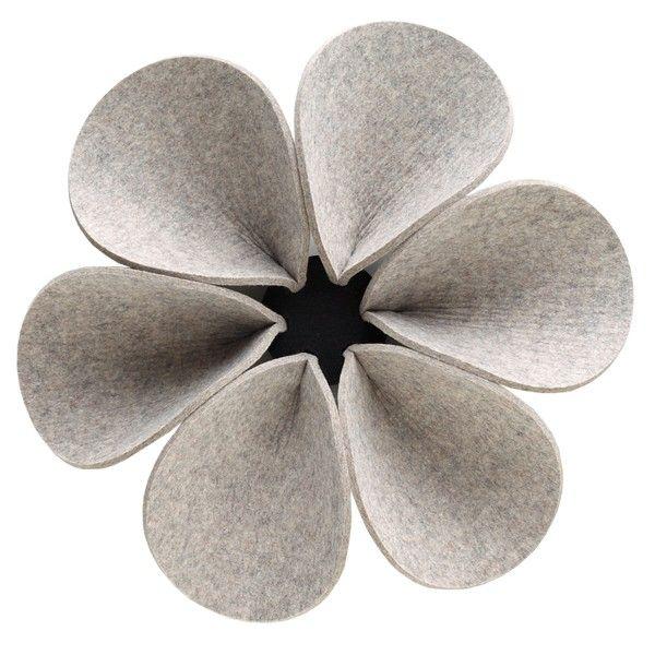 Hey-Sign Silent Flower akoestisch paneel wand large