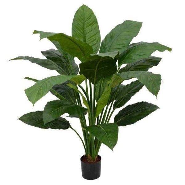 Designplants Spathiphyllum King kunstplant 100